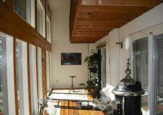 Black Forest Sunroom